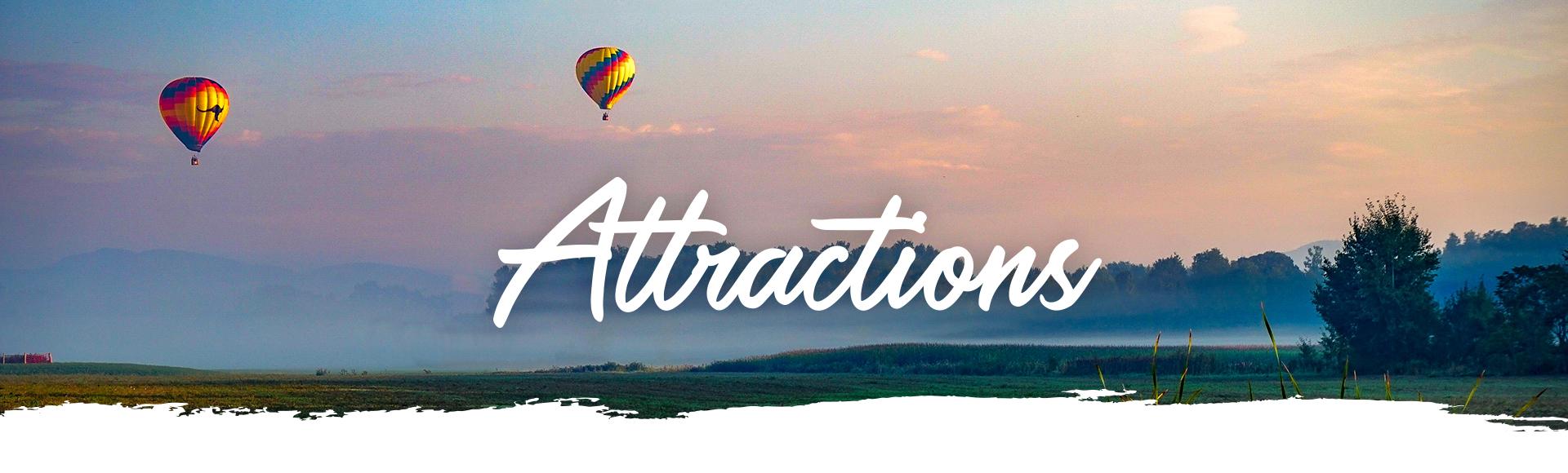 Attractions - Washington County NY