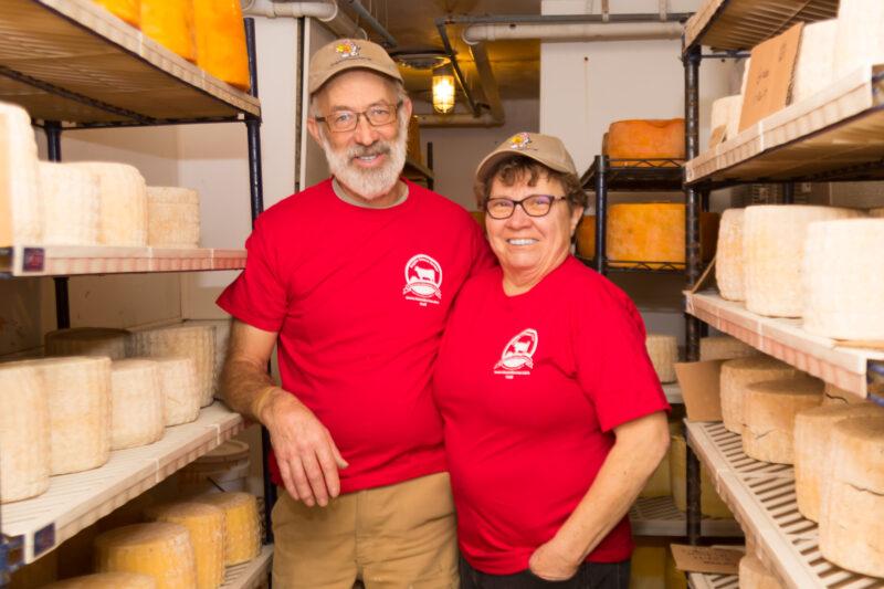 Argyle Cheese Farmer