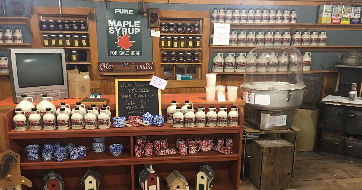 maple shop